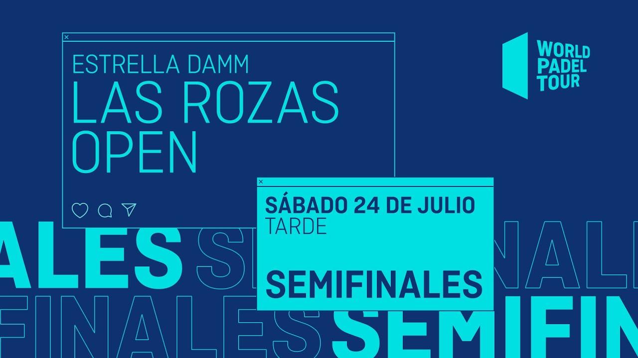 Download Semifinales Tarde - Estrella Damm Las Rozas Open 2021 - World Padel Tour