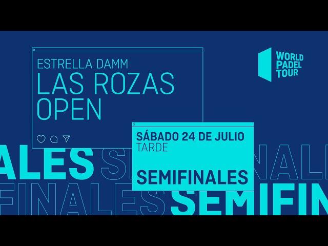 Semifinales Tarde - Estrella Damm Las Rozas Open 2021 - World Padel Tour