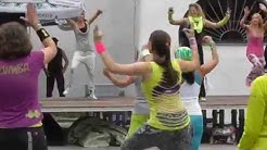 Benefiz Zumba® Party Bad Reichenhall, El Taxi mit Claudia Fietzke