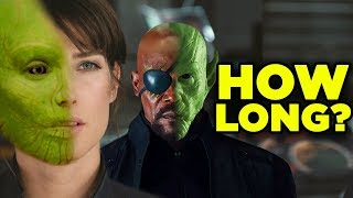Nick Fury & Maria Hill - SKRULLS the Whole Time? (Spiderman Final Scene Theory) #SkrullSearch