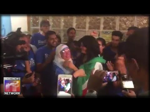 Newly Elected Congresswoman DITCHES American Flag At Her Victory Celebration