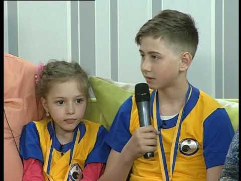 Ранок-панок. Призери чемпіонату України з шахів