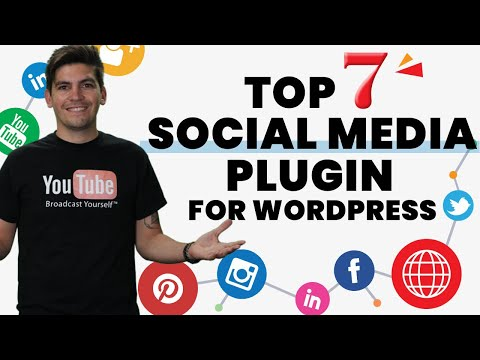 Top 7 Best Social Media Plugins For WordPress