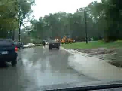 Part 5 September 2008 Floods Little Calumet River