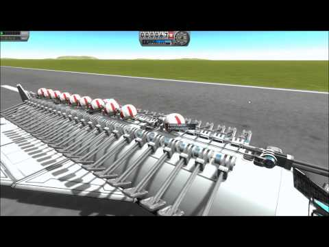 Fifteen Kerbals, One Plane