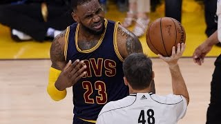 NBA Admits Refs Missed 4 Calls in Overtime of Game 2, See All 4