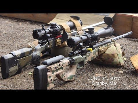 Long Range Precision Rifle Match - June 24,2017 Granby Ma (CLUB MATCH)