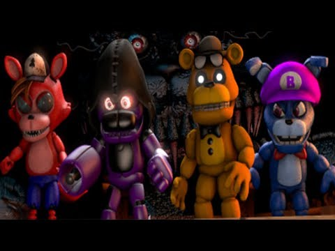Five Nights at Eth's World 2 (Part 7) || NIGHTMARE IS BACK FOR HIS REVENGE!!!