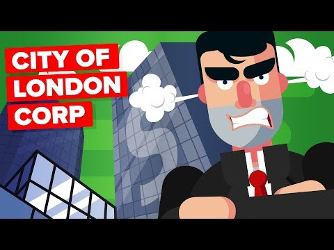 What Is The City of London Corporation?