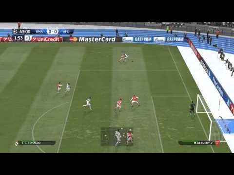 PES 15 Real Madrid vs Arsenal ep.1 [Srpski Gameplay]