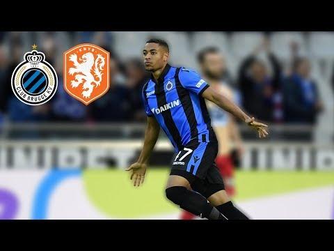 Arnaut 'Danjuma' Groeneveld • Amazing Talent • Club Brugge • Goals & Skills