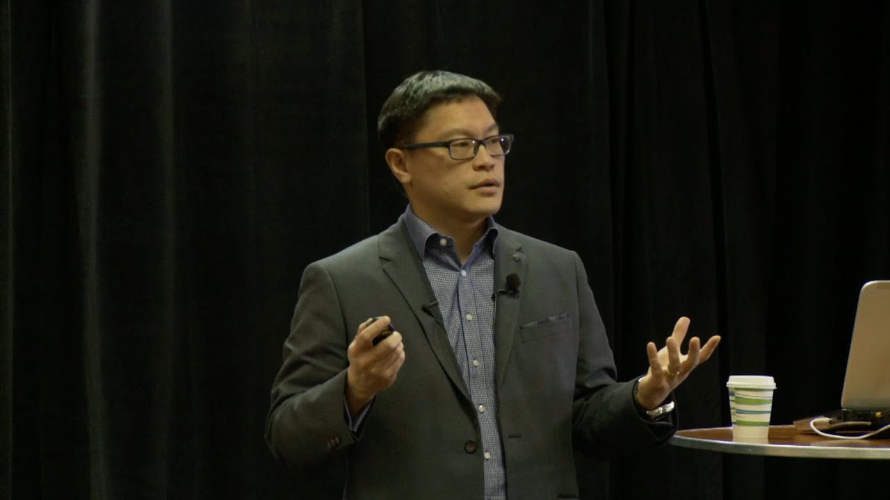 Dr. Jason Fung - 'Therapeutic Fasting - Solving the Two-Compartment Problem'