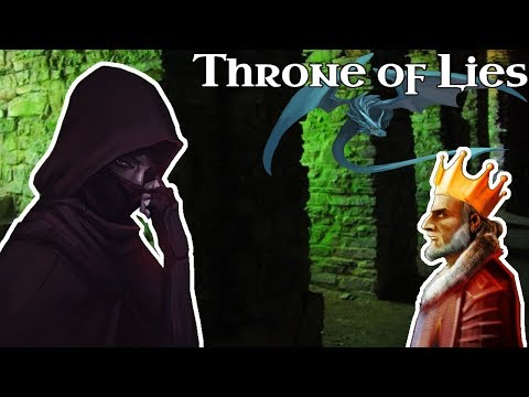 Throne of Lies w/Skimm: Laying Low