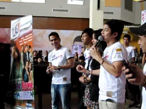 PURPLE LOVE (Bogor - 17.05.2011) Band Ungu
