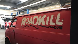Roadkill Van gets New Life