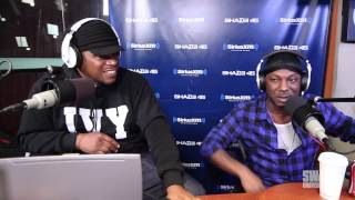 Ras Kass Spits a Fire Freestyle on Sway in the Morning!