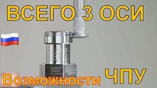чпу станок по металлу