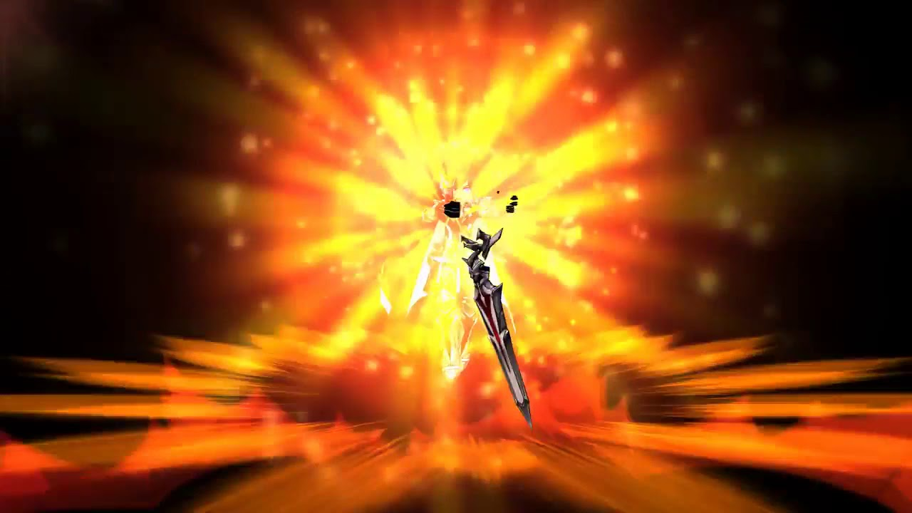 Elsword Na Knight Emperor Hyperactive Youtube