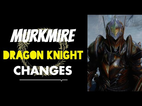 ESO Murkmire Patch Notes Review: Dragonknight Class Changes