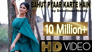 vuclip Valentine's Day Special 2018 | Bahut Pyaar Karte Hain | Debolinaa Nandy | Ft. Badal S. | Cover |
