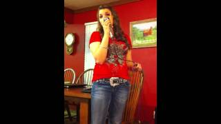 Samantha Baggett Heavens Just A Sin Away The Kendalls Cover
