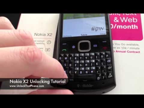 Cara Menghilangkan Tanda E Di Hp Nokia X2 01