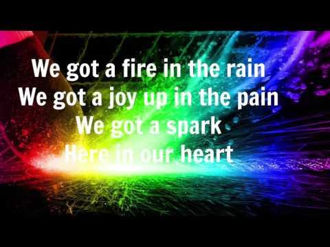 Spark With Lyrics By Matthew Parker Featuring Rapture Ruckus