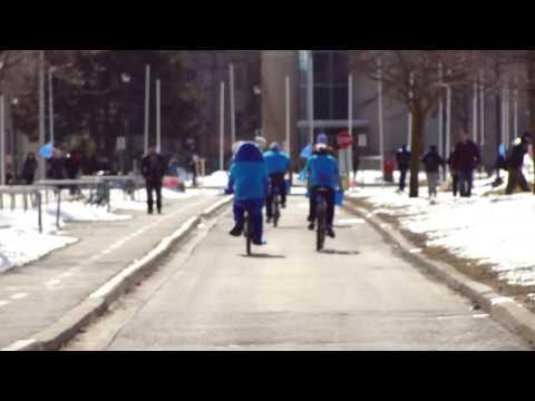 Jeff Rutledge Campaign: Purple Bikes!