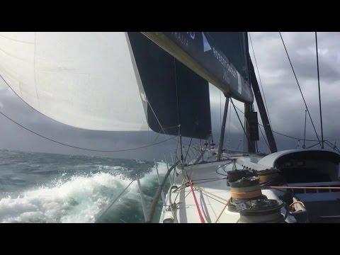 Super-Maxi Wild Oats XI Club Marine Brisbane Keppel Race 2016 North Sails' Michael Coxon Reports
