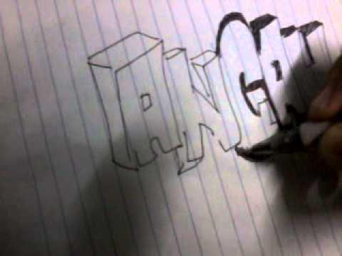 Grafiti Mudah