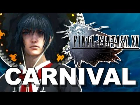 Final Fantasy XV - Moogle Chocobo Carnival and Mystery Disc