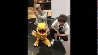 超進化ステージ「デジモンアドベンチャー tri.~8月1日の冒険~」 8月5...