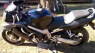 Honda CBR 600 F4 1999г.(для продажи., 2015-11-08T10:04:36.000Z)