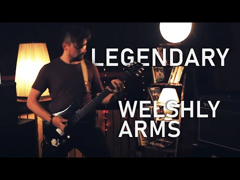 🤖 Legendary - Welshly Arms Rock Cover (CUBOT Records presents Max Schwanethal)