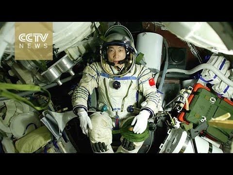 Yang Liwei: China's first astronaut in space