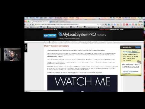 LIVE DEMO | What Is My Lead System Pro?
