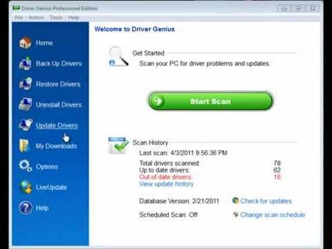 driver manager registration key generator