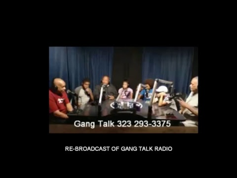 RE-BROADCAST OF GANG TALK RADIO 8-04-16