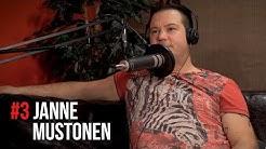 Väkevä Podcast #3 - Janne Mustonen
