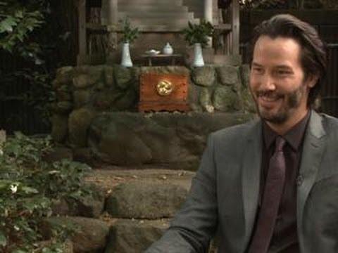 '47 Ronin' Star Keanu Talks Love of Samurai Films