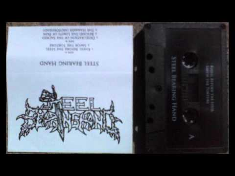 Steel Bearing Hand-Desecration of the Sacred