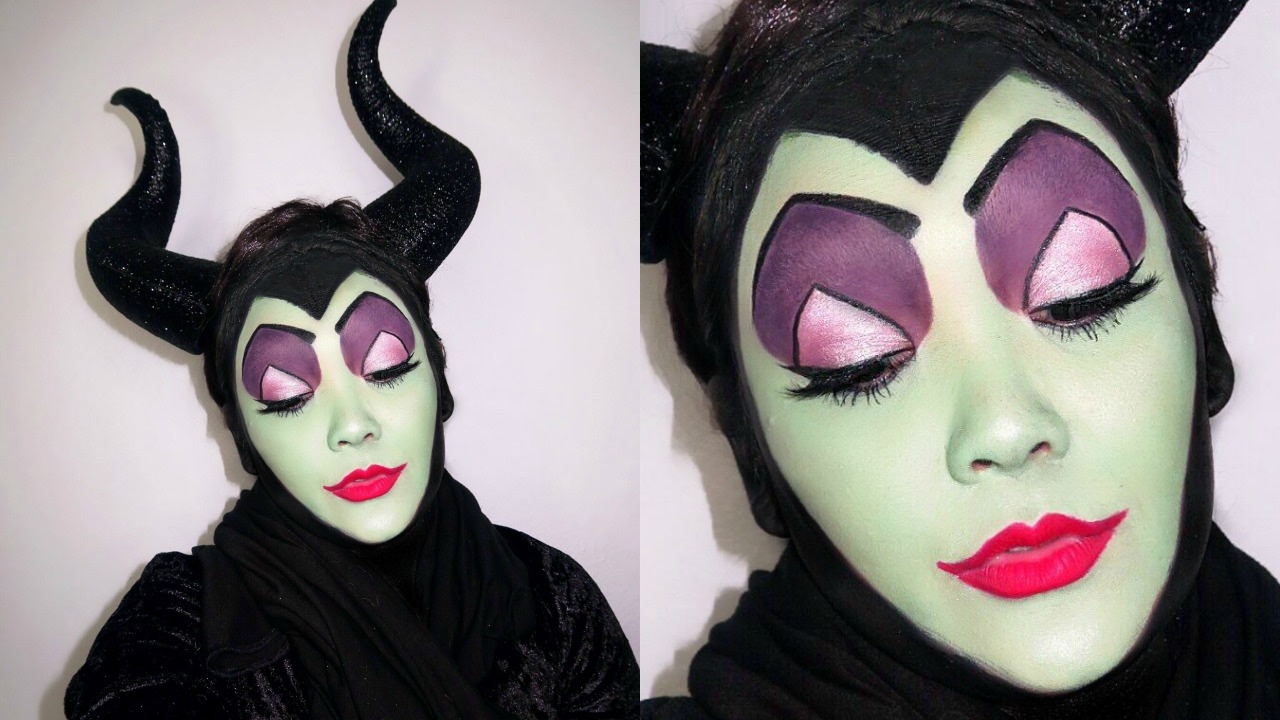 Disneys maleficent makeup tutorial youtube disneys maleficent makeup tutorial baditri Gallery