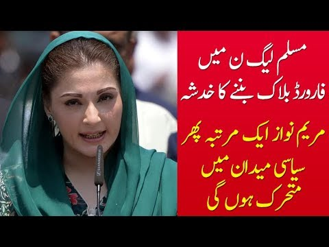 Maryam Nawaz All Set to Make a Comeback in Politics Find Out More