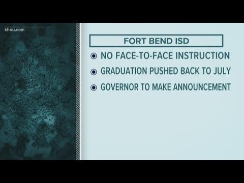 Fort Bend ISD Says No More In-person Learning This School Year