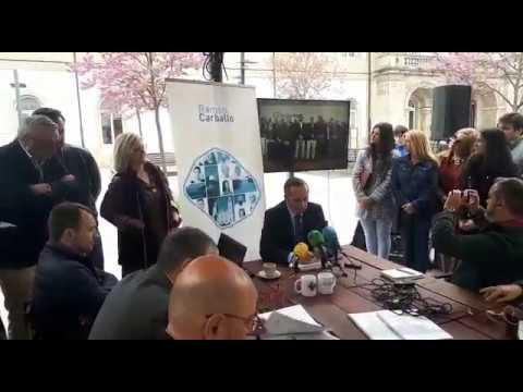 """Carballo quiere acabar con el """"lameiro"""" que dejaron en Lugo 20 años de PSOE"""
