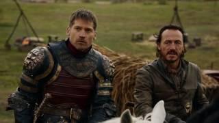 Game of Thrones (sub. Spa) Drogon y los Dothrakis vienen buscando sangre
