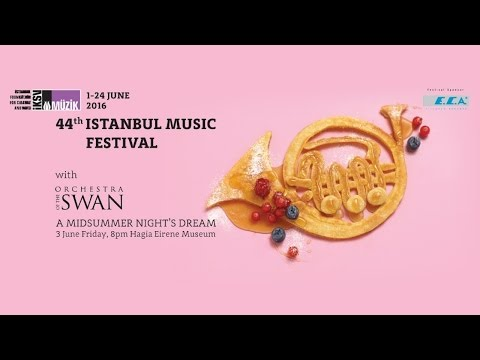 Orchestra of the Swan in Istanbul  (Turkey Tour 2016) in partnership with Turkish Airlines