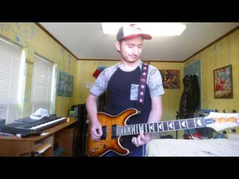 Planetshakers You Call Me Beautiful Lead Guitar Cover