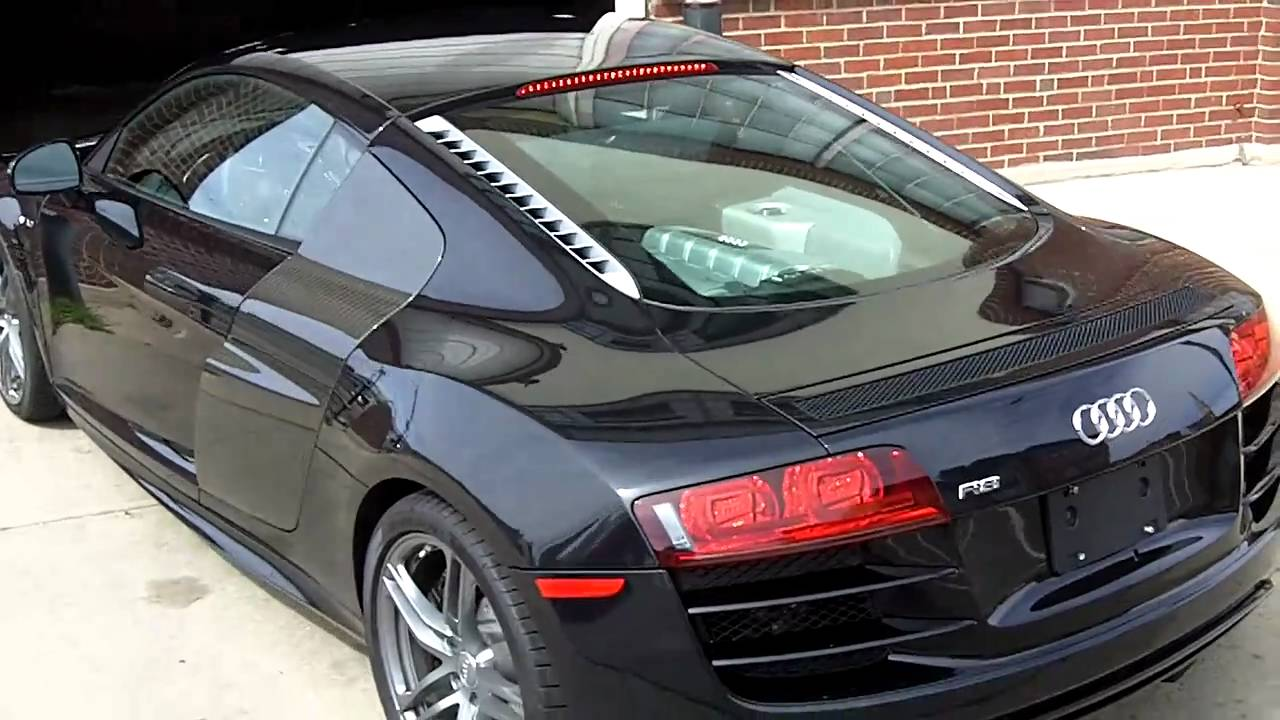 Audi R V For Sale Less Than Miles YouTube - Audi r8 for sale