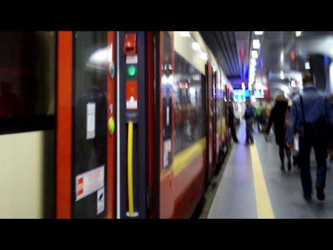 Warsaw Chopin Airport Train Transfer